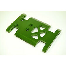 AXIAL AX10 GREEN ALUMINUM CHASSIS TRANSMISSION PLATE AX007G