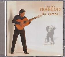 CD FREDERIC FRANCOIS BAILAMOS 18T DE 2005 NEUF SCELLE