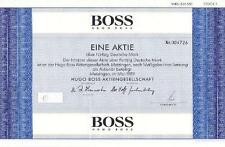 Hugo Boss AG 50DM Metzingen  1989