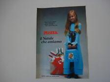 advertising Pubblicità 1970 PANETTONE MOTTA