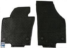 Original Volkswagen Gummifußmatten-Set vorne schwarz 7N1061501  041 NEU