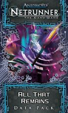 Android Netrunner - All That Remains (New)