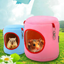 Pets Hanging Hamster Bed Small Animal Pet Cage Bed House Nest Winter Warm Cotton