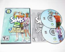 The Sims 2 Bon Voyage PC Game Expansion Pack 2007 Complete