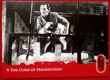HAMMER HORROR - Series Two - Card #09 - The Curse of Frankenstein - Strictly Ink