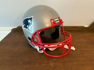 New England Patriots Franklin Plastic Helmet decoration man cave bar
