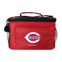 Cincinnati Reds Kolder Kooler Bag - 6pk [NEW] MLB Cooler Lunch Tailgate Travel