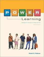 POWER Learning: Strategies for Success in College and Life Feldman, Robert S. P