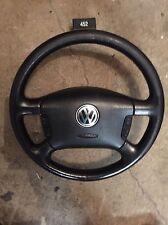 Volkswagen Multifunction Steering Wheel Mk4 Golf Bora & Relay 452 1J0907487B