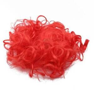 Pet Headwear Explosion Head Funny Wig Hair Dog Cat Wig Headdress Headwarp SG