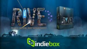 """INDIEBOX """" RIVE """" FIRST EDITION Collector's Edition PC GAME"""
