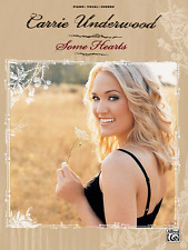 """""""CARRIE UNDERWOOD-SOME HEARTS"""" PIANO/VOCAL/GUITAR CHORDS MUSIC BOOK NEW ON SALE!"""