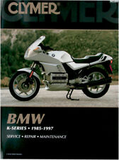 Clymer M500-3 Bmw K-Series Motorcycle Maintenance Repair Service Shop Manual (Fits: Bmw)