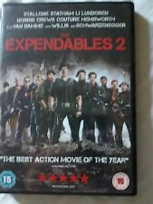 EXPENDABLES 2  DVD SYLVESTER STALLONE