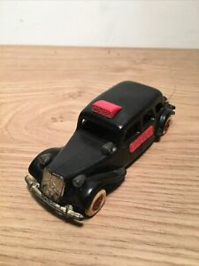 Ancienne Miniature Citroen 14 Six Famille Norev Police Collection ( A )