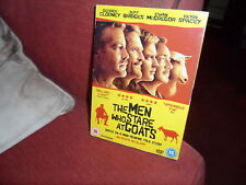 the men who stare at goats - george clooney ( dvd )