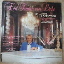 33 Tours Richard CLAYDERMAN Vinyle LP EIN TRAUN VON LIEBE Piano DELPHINE 700080