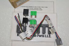 1999-2004 Ford F-Series Super Duty Electrical Trailer Hitch Wiring Kit new OEM