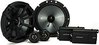 "New Kicker 43CSS674 6.75"" (6-3/4"") 600W Car Audio Component Speakers (Pair)"