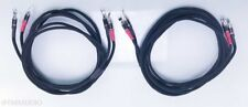 Morrow Audio 10 Year Anniversary Speaker Cables; 3.5m Pair