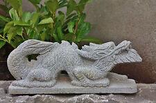 chino Dragón de Piedra Río LA NATURAL deco decoración del jardín ars-dragon02