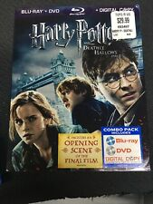 Harry Potter and the Deathly Hollows Part 1 Blu-Ray