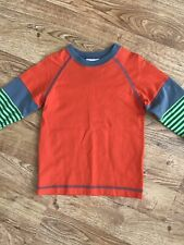 Hanna Andersson Boys Shirt Mixed Color 100 4 years
