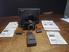 LikeNew Canon PowerShot G7 10MP Digital Camera Bundle