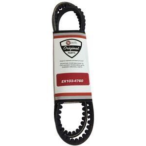 Exmark Pump Drive Belt (Cog) Part # 103-4760 for Mowers Lazer Z CT / HP & Viking