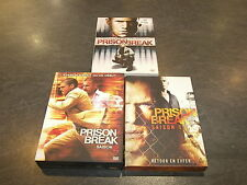ESTUCHE DVD SERIE DE PRISON BREAK INTEGRALE TEMPORADA 1 A 3 COMPLETO 20TH