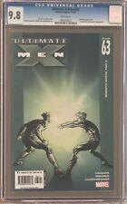 Ultimate X-Men #63 CGC 9.8