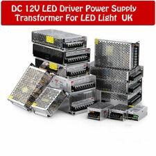 Regulated Switching Power Supply AC 110V 220V To DC 12V 24V Universal PSU