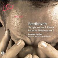 Ludwig van Beethoven - Beethoven - Symphony No 3 (LSO, Haitink) [CD]