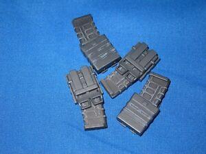 SIDESHOW 1/6 SNAKE EYES -  CLIPS / HOLDER X4- US SELLER