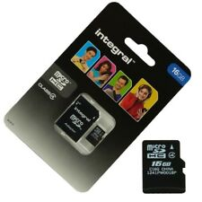 Carte Mémoire Micro SD 16 Go classe 4 Pour Samsung Galaxy J5 2017