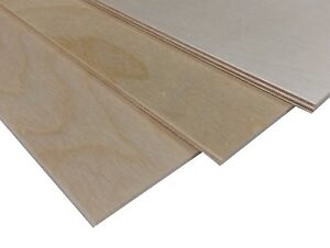 A4* Packs of 3mm 4mm or 6mm Birch Ply Plywood Sheets SECONDS * Laserply Laser