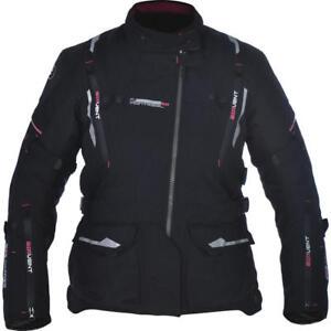 Oxford Montreal 2.0 Ladies Womens Textile Waterproof Motorcycle Motorbike Jacket