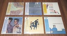 EBTG 6 x Japan PROMO card sleeve CD SET Everything But The Girl TRACEY THORN Ben