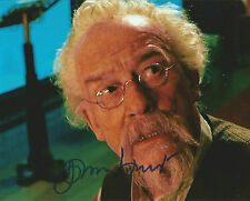 John Hurt Signed Hellboy 10x8 Photo AFTAL