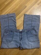 Lane Bryant Venezia Bootcut Jeans Size 26 Regular Thin And Lightweight