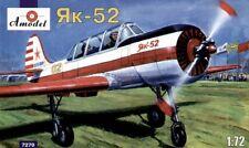 Amodel 1/72 Yakovlev Yak-52 # 7270
