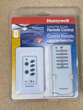 Honeywell Wall-Mount Ceiling Fan Remote, Model 0374122 / 40014 40015