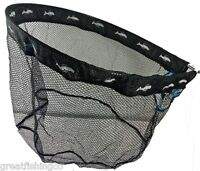 Dinsmores Carp Match Fishing Landing Net Head 18inch FISHERY APPROVED STANDARD