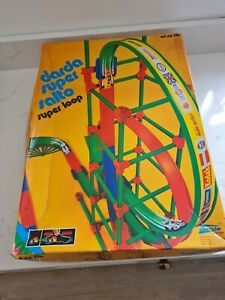 Vintage Darda Motor Racing Track Set Super Loop In box no Cars retro