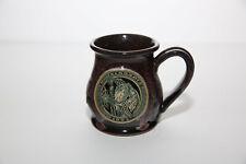 Deneen Pottery Renaissance 1994 Coffee Cup (Wizard Logo)