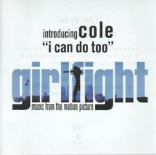 Cole: I Can Do Too Promo w/ Artwork Music Audio Cd Queen Latifah Clean Girlfight