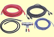 ACV  LK-10  KFZ Kabelset 10mm² Kabelkit Kabel Set für Endstufe Verstärker  NEW