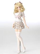 Volks HTDP Kyoto 7 Dollfie Dream Pastel Check Suit Set DDS DD L Bust