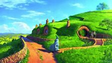 One Morning Long Ago Limited Print by Ted Nasmith Hobbit Tolkien