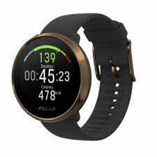 Polar Ignite GPS Fitness Watch With Wrist-Based Heart Rate Monitor copper M/L